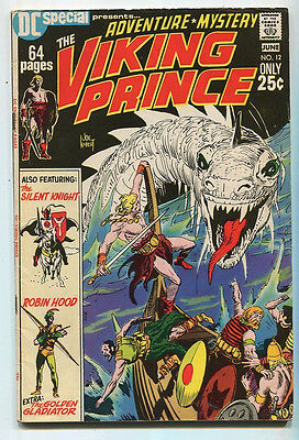 DC SPECIAL #12 FN- The Viking Prince  Robin Hood Silent Knight   DC Comics  SA