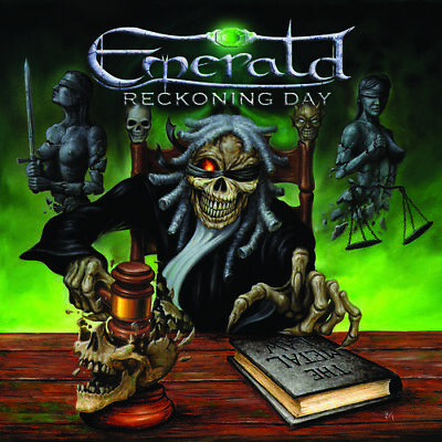 Emerald - Reckoning Day [New CD]