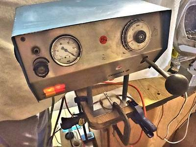 Used Our #3 Degussa Ney Multivac Vacuum Mixer W/vibrator Unmounted For Table Top
