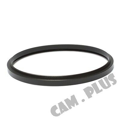 72-74mm Step-Up Metal Lens Adapter Filter Ring / 72mm Lens to 74mm Accessory