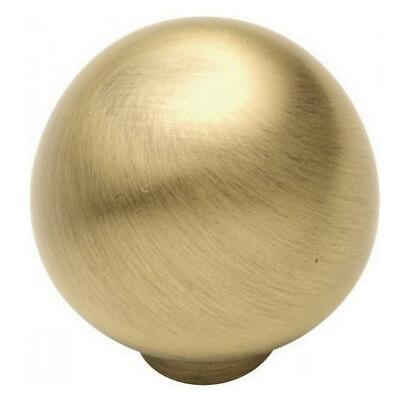 Antique Brass Hickory-Belwith P307-AB Cavalier Traditional Cabinet Drawer Knob