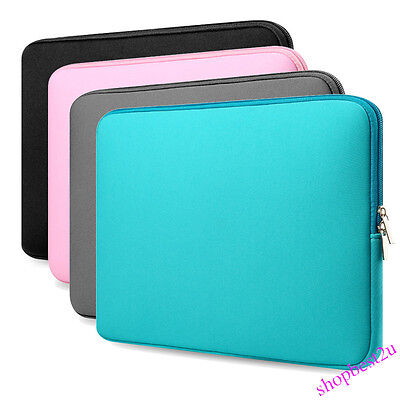 """Laptop Sleeve Case Carry Bag Notebook For Macbook Air/Pro 11/13/15/15.6""""LOT 1pc"""