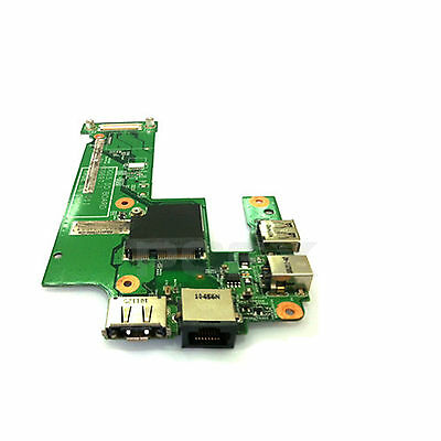 Dell Inspiron 15R N5010, M5010 Dc In Power Board 48.4Hh02.011 Jack Socket
