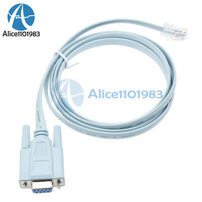 Console Cable RJ45 to DB9 CabConsole 72-3383-01 for Cisco Switch Router
