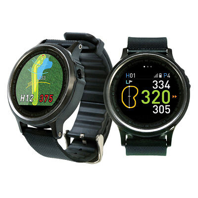 Golfbuddy 2017 WTX Watch GPS Rangefinder - Black