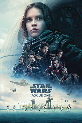 """STAR WARS: ROGUE ONE - MOVIE POSTER (REGULAR STYLE) (SIZE: 27"""" x 40"""")"""