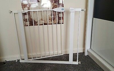lindam stair gate with two extentions