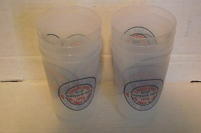 New Vineyard Vines Collectable Plastic Cups Lot Of 8