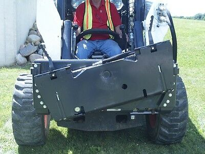 Bobcat Skid Steer Tilt Attachment by Bradco,Tilts Attachments 18 Degrees,InStock