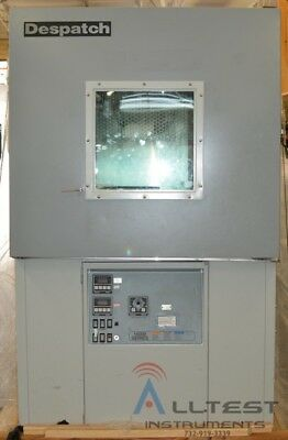 Despatch 16635A (16000) Environmental Chamber, -68C to 170C