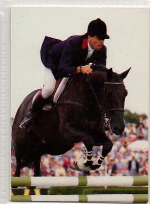#59 Pierre Durand FRA Jumping equestrian collector card
