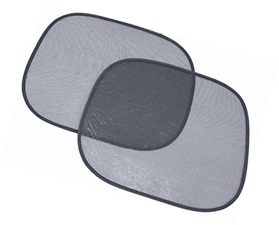 Baby Car Sun Shades for Side Window 2 Pack: Kids Sun Shade Protection/ Static In