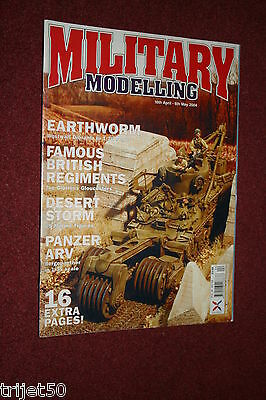 Military Modelling 34.4  2004