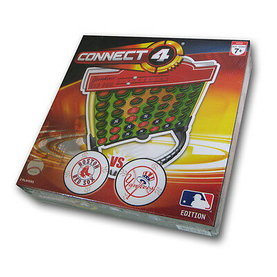Connect Four MLB Game - Boston Red Sox Vs. New York Yankees
