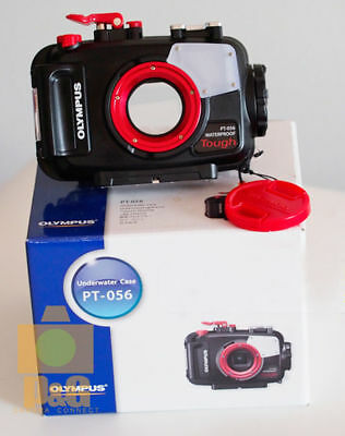 New Boxed Olympus PT-056 PT056 Underwater Housing for TG-3 / TG-4 Camera