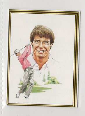 #8 Paul Azinger - Ryder Cup 89 Golf Collector Card