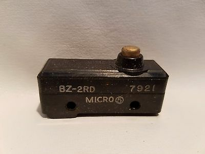 HONEYWELL MICROSWITCH BZ-2RD BZ2RD Limit Switch