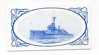 #9 HMS Colossus - Fighting Vessels Card