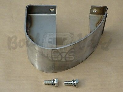 VW SPLITSCREEN BUS Camper Van Stainless Steel Steering Box