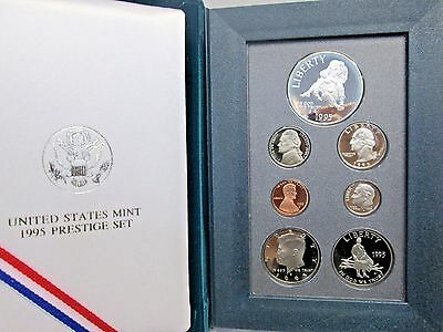 1995 US Civil War Battlefield Prestige Set