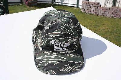 Ball Cap Hat Old Yale Brewing Company Camo Hunting Beer Micro Craft BC (H1731)
