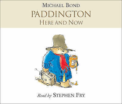 Paddington Here and Now by Michael Bond (CD-Audio, 2008)