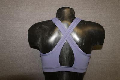 LULULEMON Athletica Womens 8 Sports Bra YOGA RUNNING fitness RUN purple