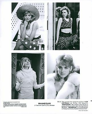 Kim Cattrall Mannequin Unsigned Glossy 8x10 Movie Promo Photo