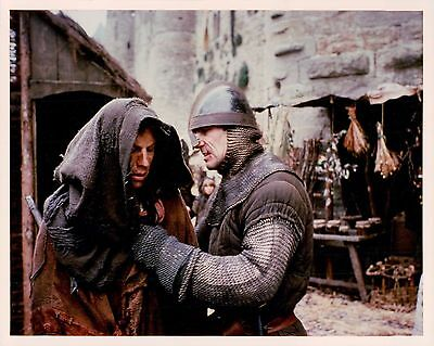 Kevin Costner Robin Hood Princes Of Thieves (1991) Unsigned Glossy 8x10 Photo A