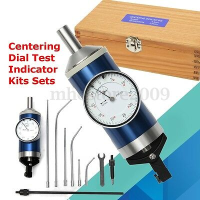 Dial Test Coaxial Centering Indicator Centre Finder Milling Tool Accuracy 0.01mm