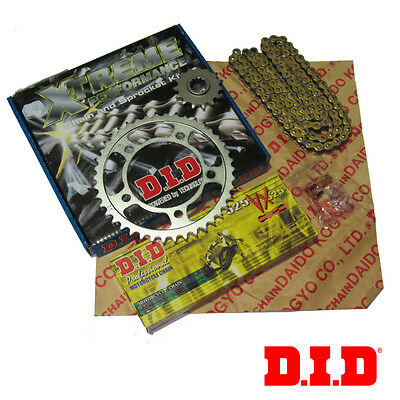 D.I.D Chain and Sprocket Upgrade Kit Yamaha R1 (1998 to 2003) 98-03