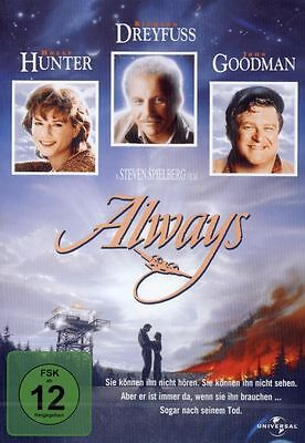 DVD NEU/OVP - Always (Steven Spielberg) - Holly Hunter & Richard Dreyfuss