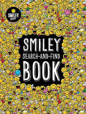 Smiley World: Smiley Search-and-Find Book by Scholastic (Paperback, 2017)