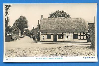 Maids Moreton.the Post Office,buckinghamshire.rp Postcard
