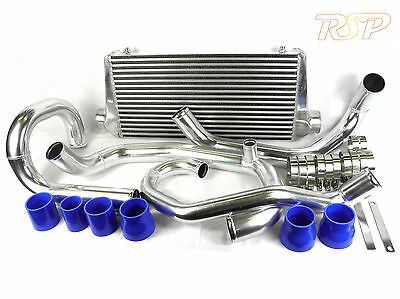Impreza GC8 WRX STi GT Turbo 2000 95-01 Front Mount Intercooler & Hard Pipe Kit