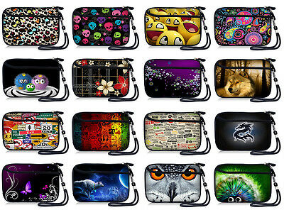 Shockproof Carry Case Cover For In-Car GPS TomTom GO 500 51 510 5100 520 5200