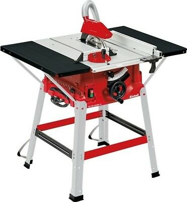 Einhell TC-TS 2025 Table Saw U 1800W 240V with 5000 rpm Underframe & Extensions