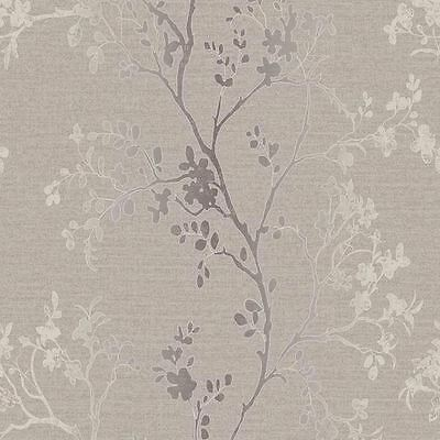 Precious Metals Orabella Floral Wallpaper - Rose Gold - Arthouse 673403 New