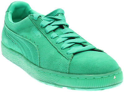 Puma Suede Classic Ice Mix Green - Mens  - Size