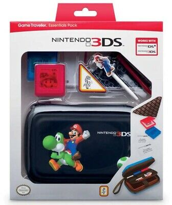 Official Essential Super Mario Pack Tasche Hard-Case Hülle für Nintendo 3DS DSi