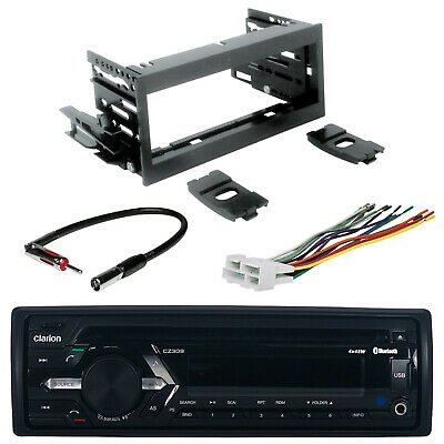Car Stereo Receiver with Mini Speaker Connector,  Antenna Adapter and Truck Kit