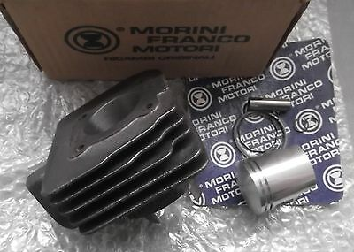 Genuine Morini Franco Motori AH50 Cylinder Barrel & Piston Kit 77.3973