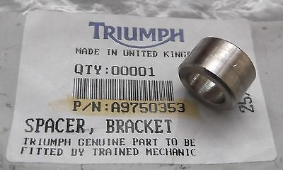 Genuine Triumph Rocket Sprint Tiger Garmin Handlebar Mounting Spacer A9750353