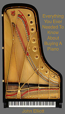 Everything You Ever Needed To Know About Buying A Piano