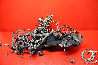D 99 Bmw K1200Rs K1200 Rs  Main Wiring Harness Wire Loom Oem
