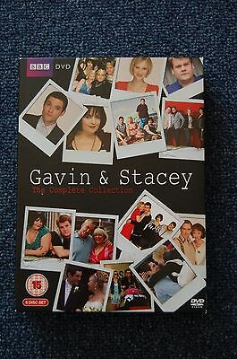 Gavin & Stacey - The Complete Collection  6 Disc DVD set in excellent condition.