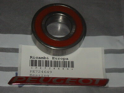 Genuine Peugeot SV125 Geo Scooter Transmission Bearing PE724649