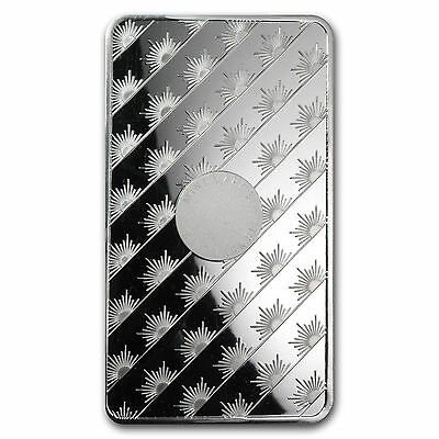 10 oz .999 Fine Silver Bullion Bar (SCRATCHED)