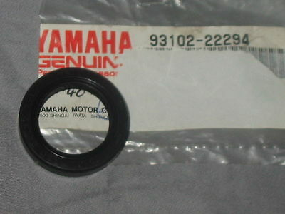 Genuine Yamaha XN125 Teo's XQ125 YP125 Majesty Crankshaft Oil seal 93102-22294
