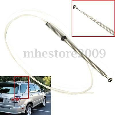 Replacement Power Antenna Aerial AM FM Radio Mast Cable For Lexus RX300 Toyota